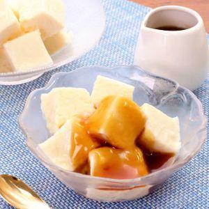 「みたらし豆腐アイス」のレシピ動画