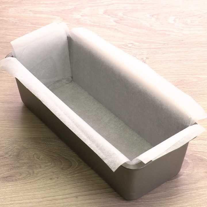 型 クッキング シート ケーキ