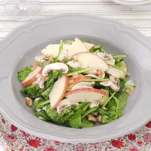 「ルッコラとブルーチーズのサラダ」のレシピ動画