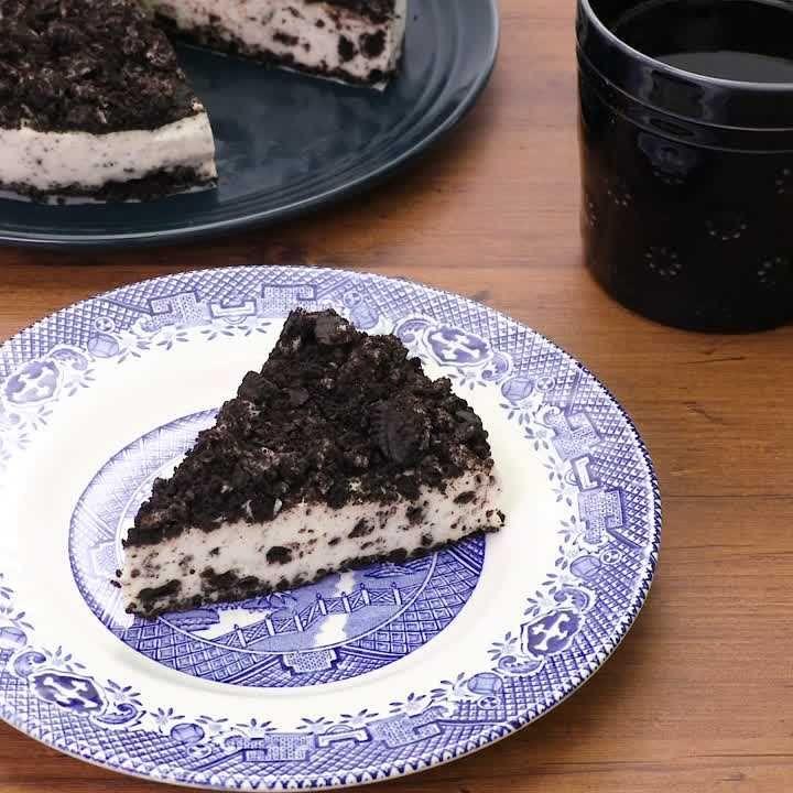 オレオ チーズ ケーキ 材料
