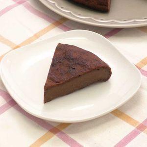 「ホットケーキミックスでチョコケーキ」のレシピ動画