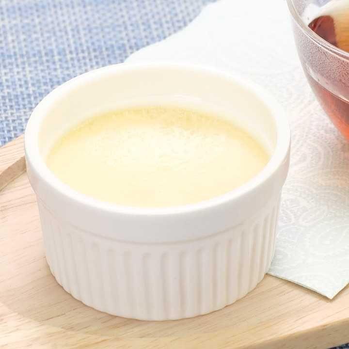 なめらかで濃厚な味わい クリームチーズプリンのレシピ動画 作り方 Delish Kitchen