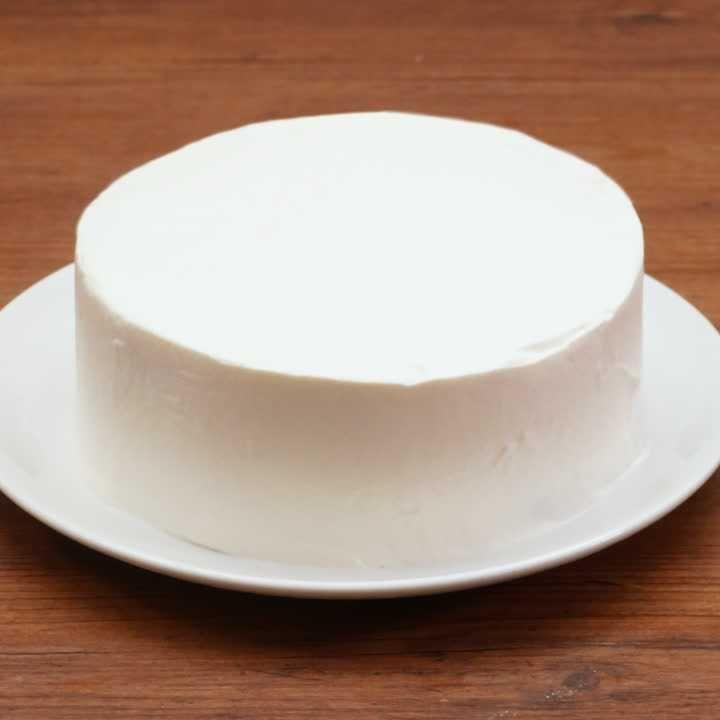 ご家庭でもお手軽に お皿で簡単クリームの塗り方のレシピ動画 作り方 Delish Kitchen