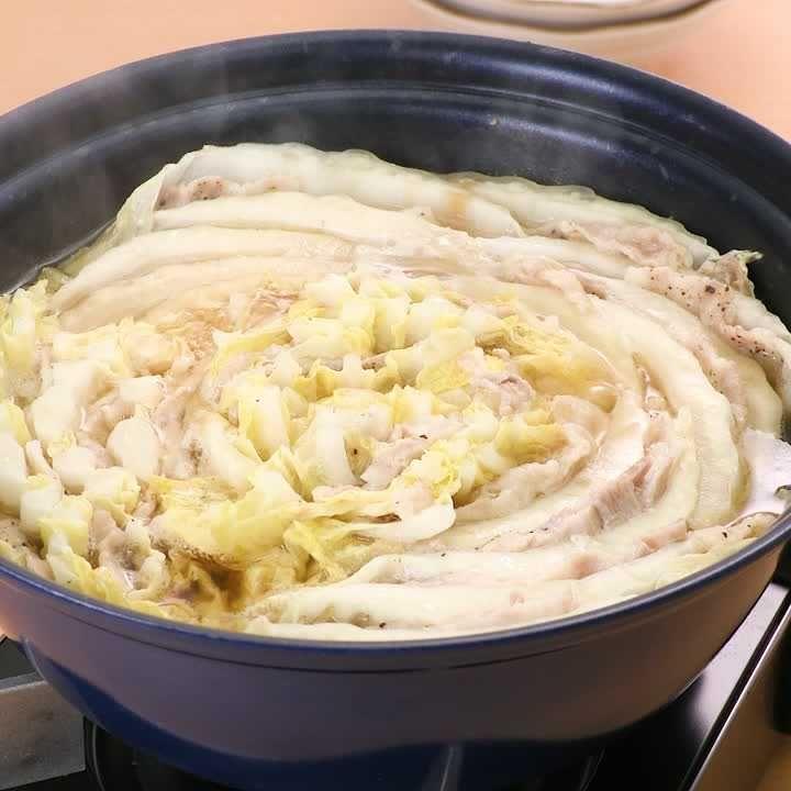 ミルフィーユ 鍋 の 作り方