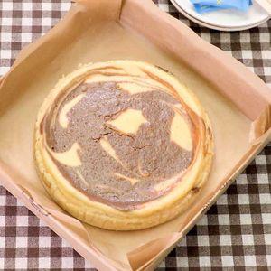 「マーブルチーズケーキ」のレシピ動画