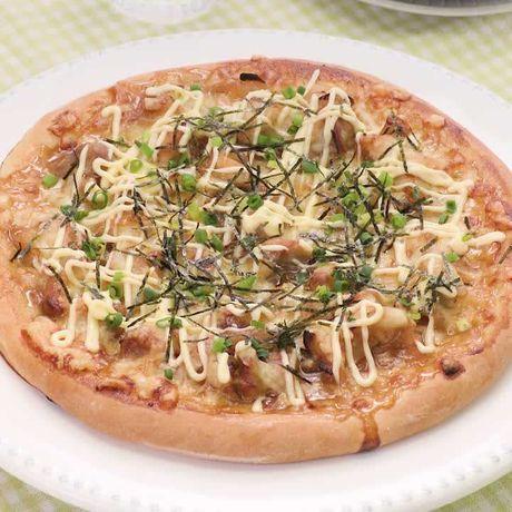 ピザ レシピ 人気