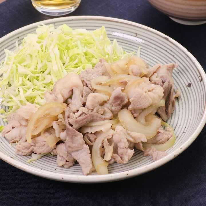 豚 こま 肉 レシピ