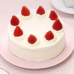 「いちごのふんわりショートケーキ」のレシピ動画