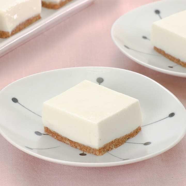 クリーム チーズ なし チーズ ケーキ