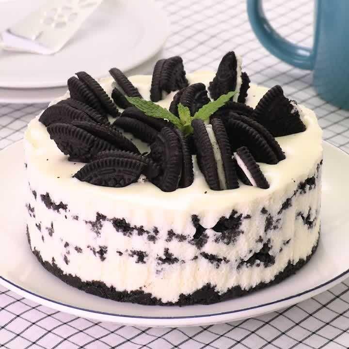 オレオ チーズ ケーキ レシピ