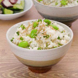 「しらすと生姜の混ぜご飯」のレシピ動画