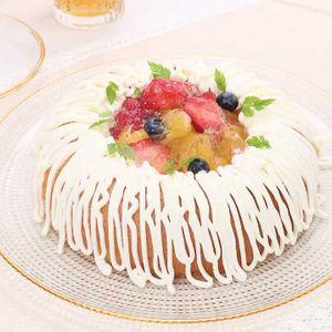 「エンゼルフルーツゼリーケーキ」のレシピ動画