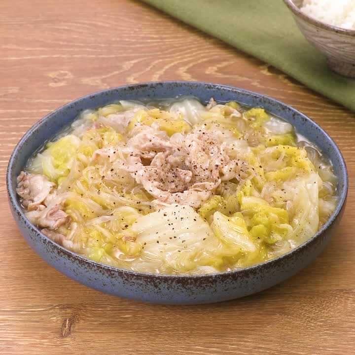 白菜の人気レシピ 作り方 485品 Delish Kitchen