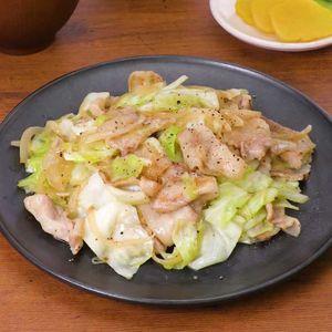 野菜 炒め 味付け 肉