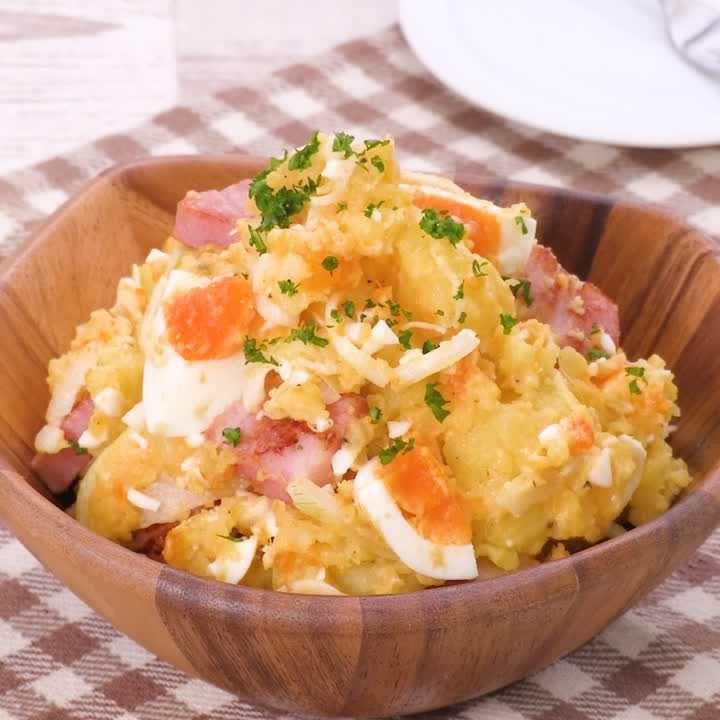 サラダ レシピ ポテト 人気 ポテトサラダが美味しくなる隠し味11選!プロ直伝のレシピも!
