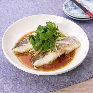 「鯛の中華香味蒸し」のレシピ動画