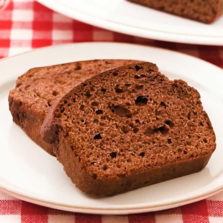 ココア パウンド ケーキ
