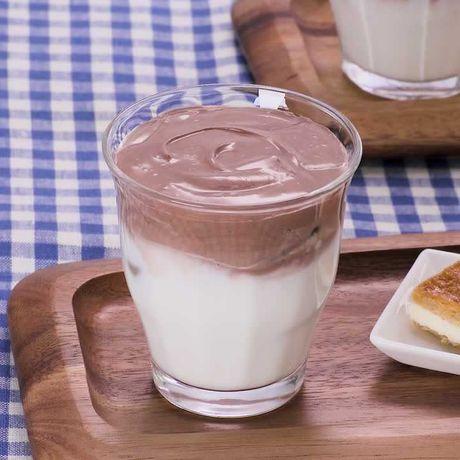 ダルゴナココア 卵白 生 クリーム なし