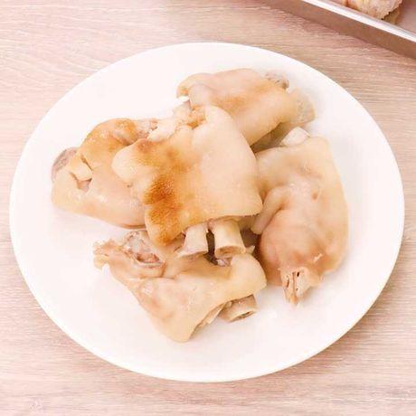 食べ 方 足 豚