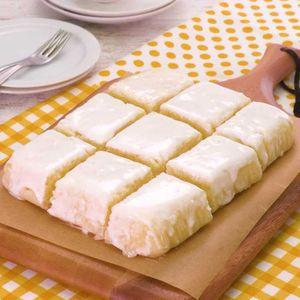 ケーキ 人気 レモン レシピ
