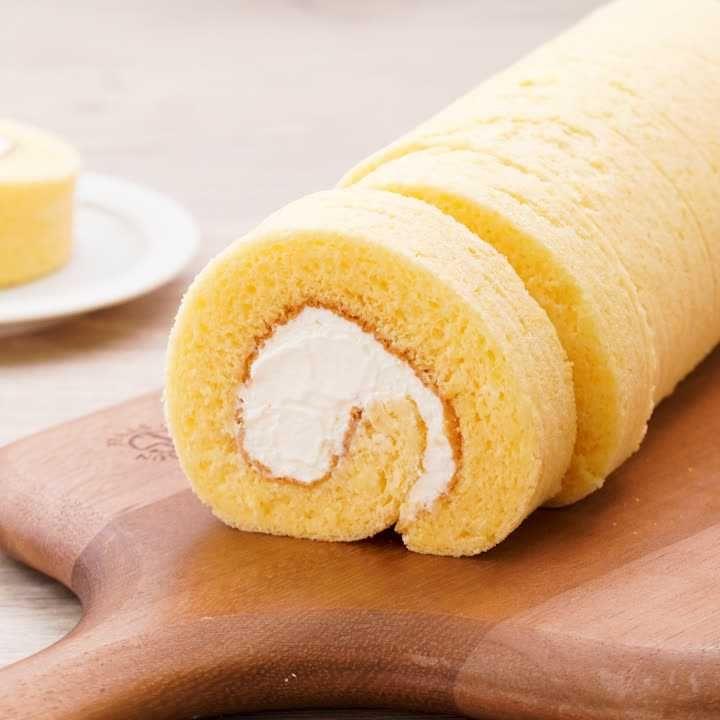 巻き 方 ケーキ ロール