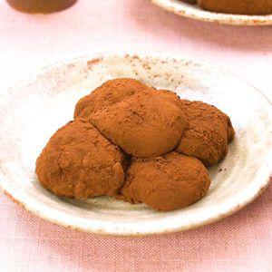 「チョコミルクわらび餅風」のレシピ動画