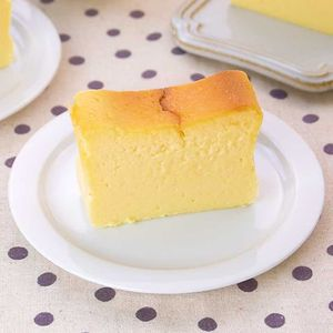 「とろけるチーズケーキ」のレシピ動画