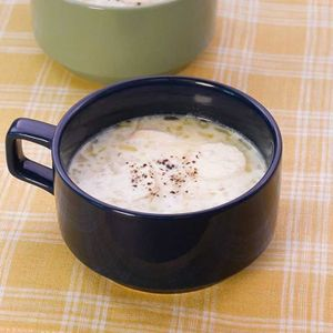 「お麩とツナのふわとろミルクスープ」のレシピ動画