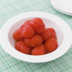 「ミニトマトの浅漬け」のレシピ動画