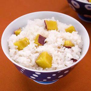 「さつまいも土鍋ご飯」のレシピ動画